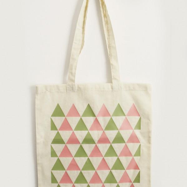 bolsa triangulos